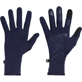 Icebreaker Quantum Gloves midnight navy